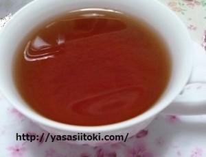 ココナッツ紅茶